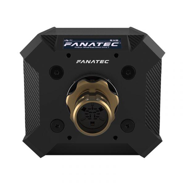 Podium Wheel Base DD1/DD2 - Fanatec